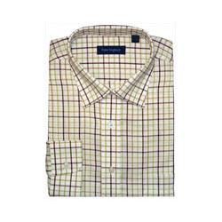 Full Sleeves Checks  Shirt from Peter England.<br>(Fabrics cotton)