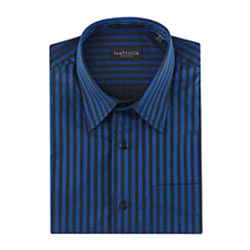 Dark Striped Full Shirt from Men from 4Forty
