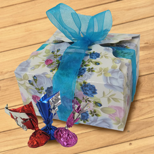 Appealing Chocolate Gift Box with Soul Satisfying Feelings
