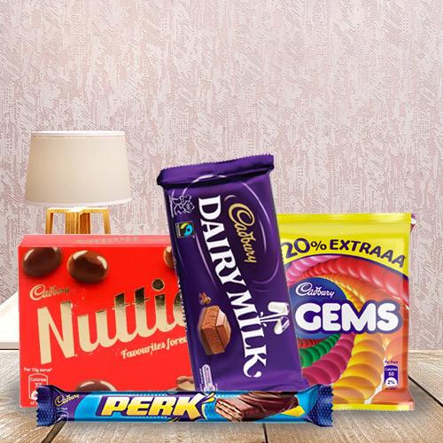 Assorted Cadburys Chocolate