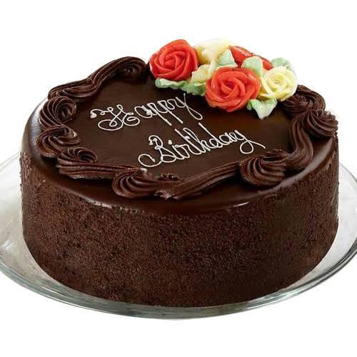 Delicious Pleasure Chocolate Cake