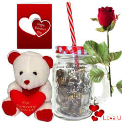 Blessing of Spring Valentine Gift Combo
