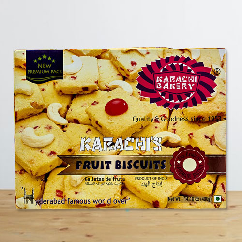 Delicious Karachi Cookies