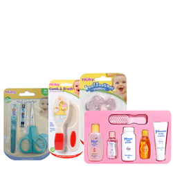 Stunning New Born Baby Care Hamper with Affectionate Indulgence