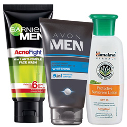 Essential Sun-Protection Combo For Gents