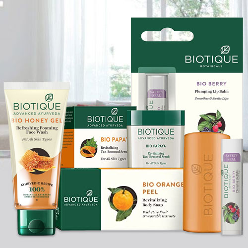 One-of-a-Kind Total Care Product from Biotique for Women