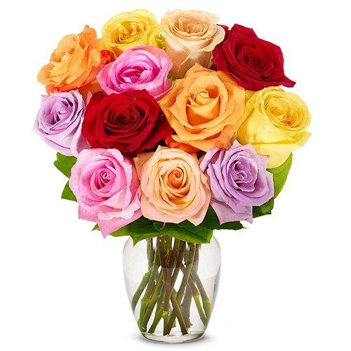 Splendid Medley of Roses