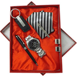 Sign-of-Chivalry Gift Combo for Gents