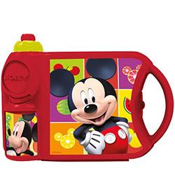 Fancy Lunch Break Mickey Pattern Combo Tiffin Set