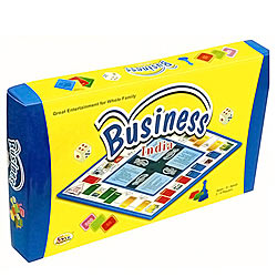 Extraordinary Business India Game for Doing Some Business with Your Friends