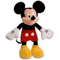 Sporty Disney Mickey Mouse Soft Toy