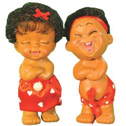 Cute Jungle Dolls Couple By Masoom Playmates