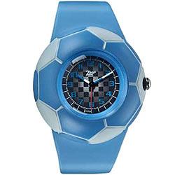 Designer kids watch in blue from Titan Zoop