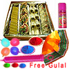 Holi Hamper N Assorted Sweets