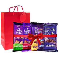 Sensational Cadbury Dairy Milk Covey