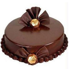 Fresh Chocolate Cake 2.2 LB