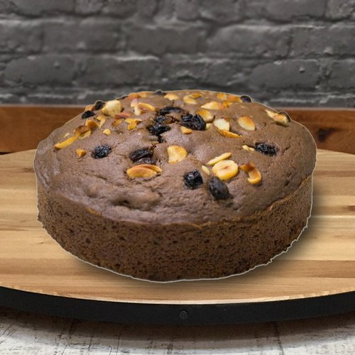 Shop Baked Eggless Cake Online from 3/4 Star Bakery