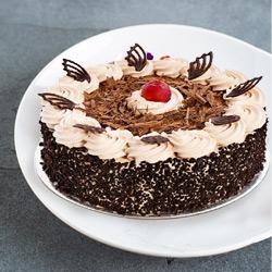 Marvelous Black Forest Cake