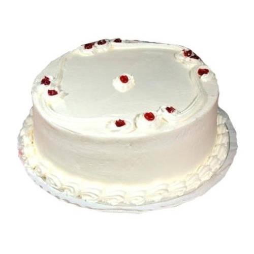 Online Gift Vanilla Cake