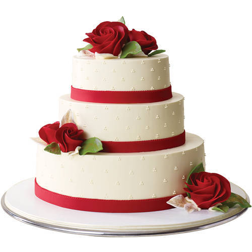 Shop 3 Tier Wedding Cake Online
