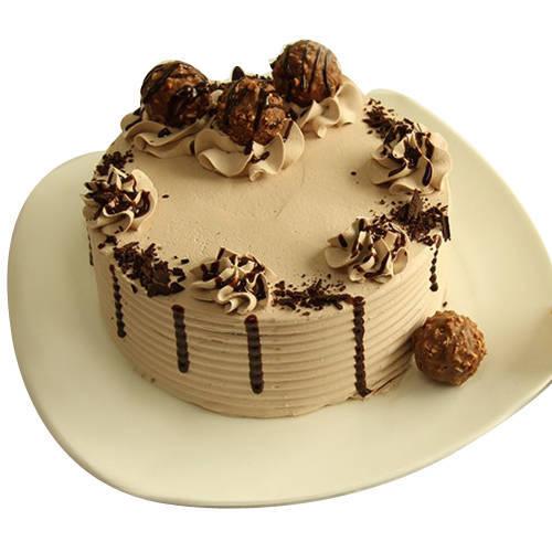 Deliver Online Ferrero Rocher Chocolate Cake