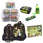 Attractive Ben 10 School Kit
