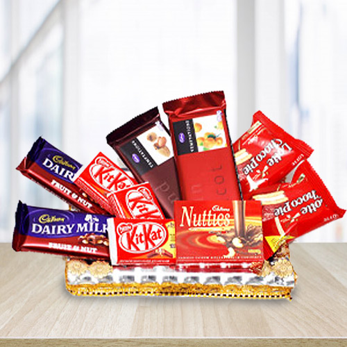 Excellent Collection of Chocolate Gifts