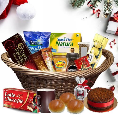 Holiday Charm Christmas Gift Hamper