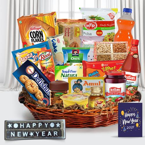 Kick Start Your Day New Year Gift Hamper