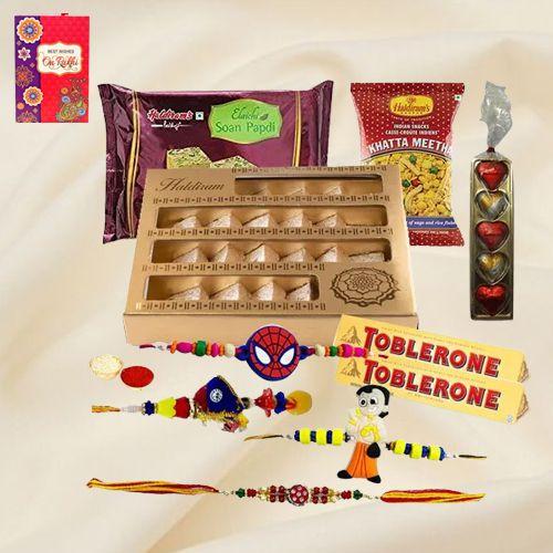 Wonder Collection from Haldiram