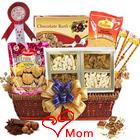 Enticing Pamper Basket of Assortments Gift