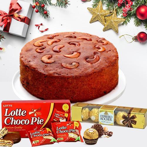Delightful Christmas Gift Hamper