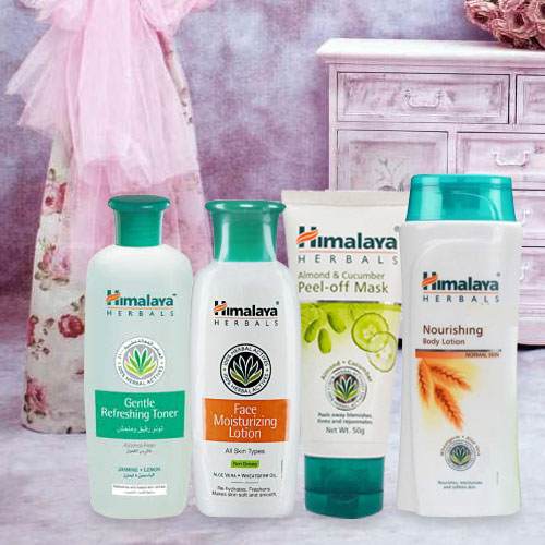 Himalaya Herbal 4-in-1 pack