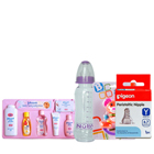 Gorgeous New Born Baby Care Hamper from Johnson