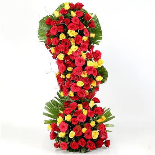 Send Online Roses Tower