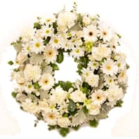 Gift Online Mixed Flower Wreath