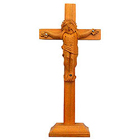 Wonderful Crucifix of Sandalwood