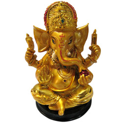 All-Powerful Lord Ganesha Idol