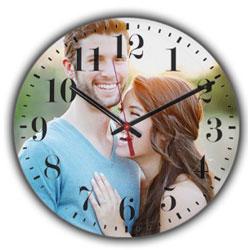 Impressive Personalised Table Clock