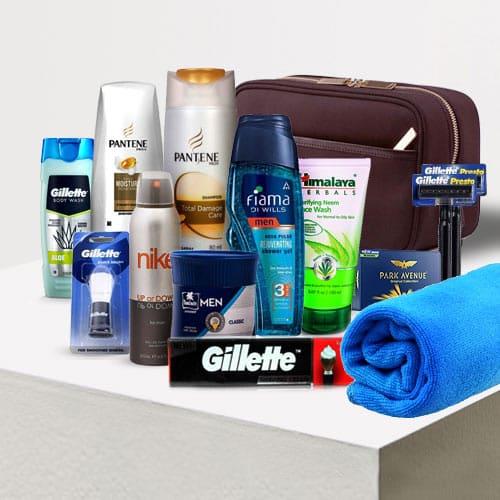 Vibrant Kit Full of Men�s Accessories
