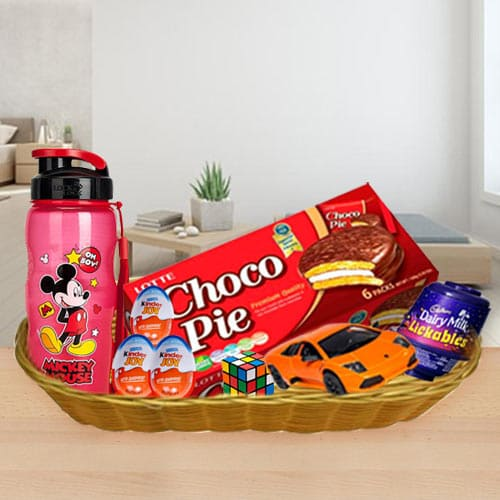 Fancy Kinder Surprise Gift Hamper <br><br>