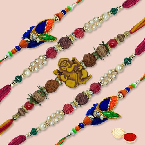 Fascinating Excellent Rakhi Thread