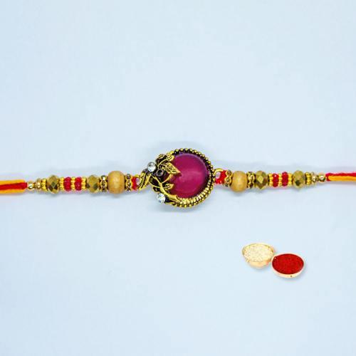 Elegant Expression of Love Rakhi