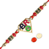 Fancy Super Bro Rakhi for your Brother