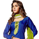 Fascinating Banarasi Santoon Silk Salwar Suit