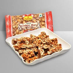Dry Fruits Chikki from Haldiram