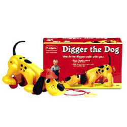 Diggler the Dog from Funskool