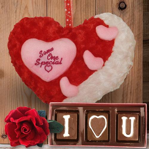 Cuddly Cute Heart Love Buffer