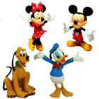 Impressive Arrangement of Mickey Mouse Clubhouse Figures