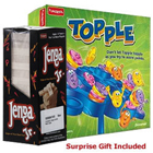 Zesty Combo of Funskool Topple and Jenga Junior Games